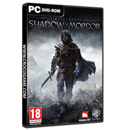 خرید بازی Middle Earth Shadow of Mordor برای PC
