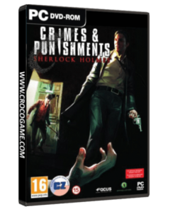 خرید بازی Sherlock Holmes Crimes and Punishments برای PC