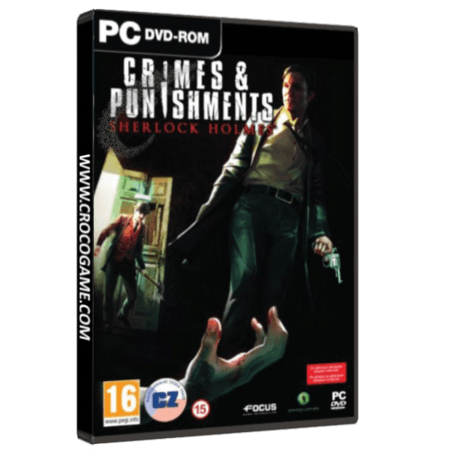 خرید بازی Sherlock Holmes Crimes and Punishments برای PC