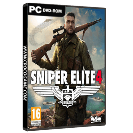 خرید بازی Sniper Elite 4 برای PC