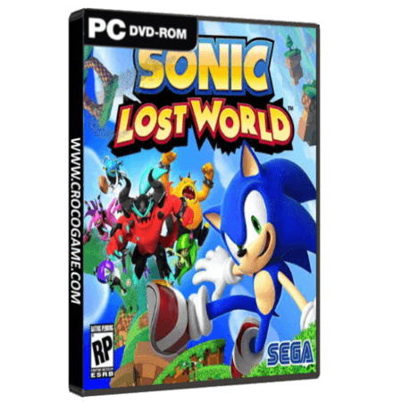 خرید بازی Sonic Lost World برای PC
