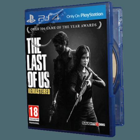 خرید بازی دست دوم و کارکرده The Last of Us Remastered برای PS4