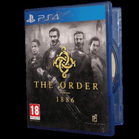 خرید بازی دست دوم و کارکرده The Order 1886 برای PS4