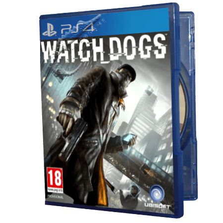 خرید بازی دست دوم و کارکرده Watch Dogs برای PS4