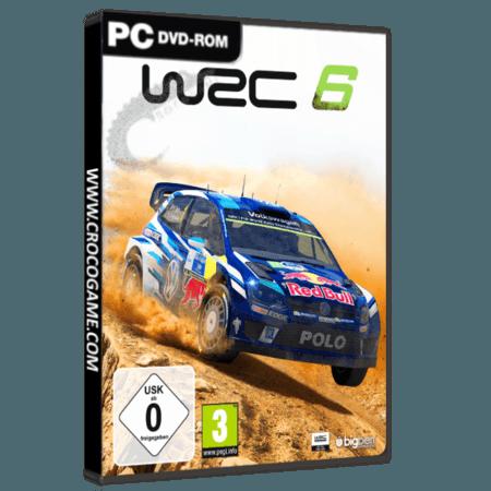 خرید بازی WRC 6 World Rally Championship برای PC