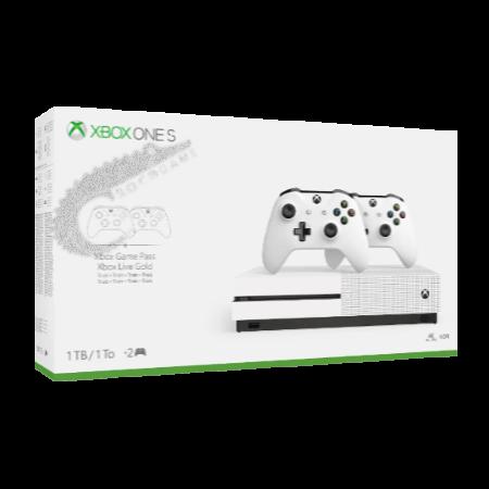 خرید کنسول ایکس باکس وان اس دو دسته Xbox One S 1TB