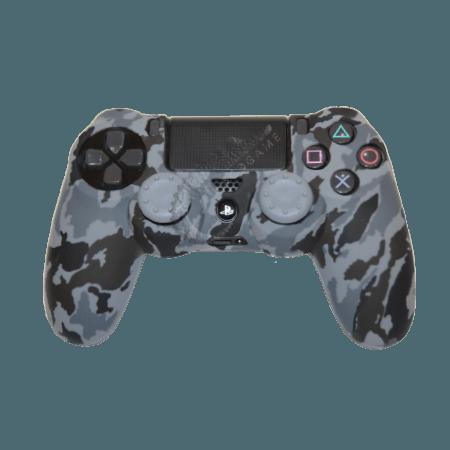 خرید کاور خاکستری ارتشی دسته PS4