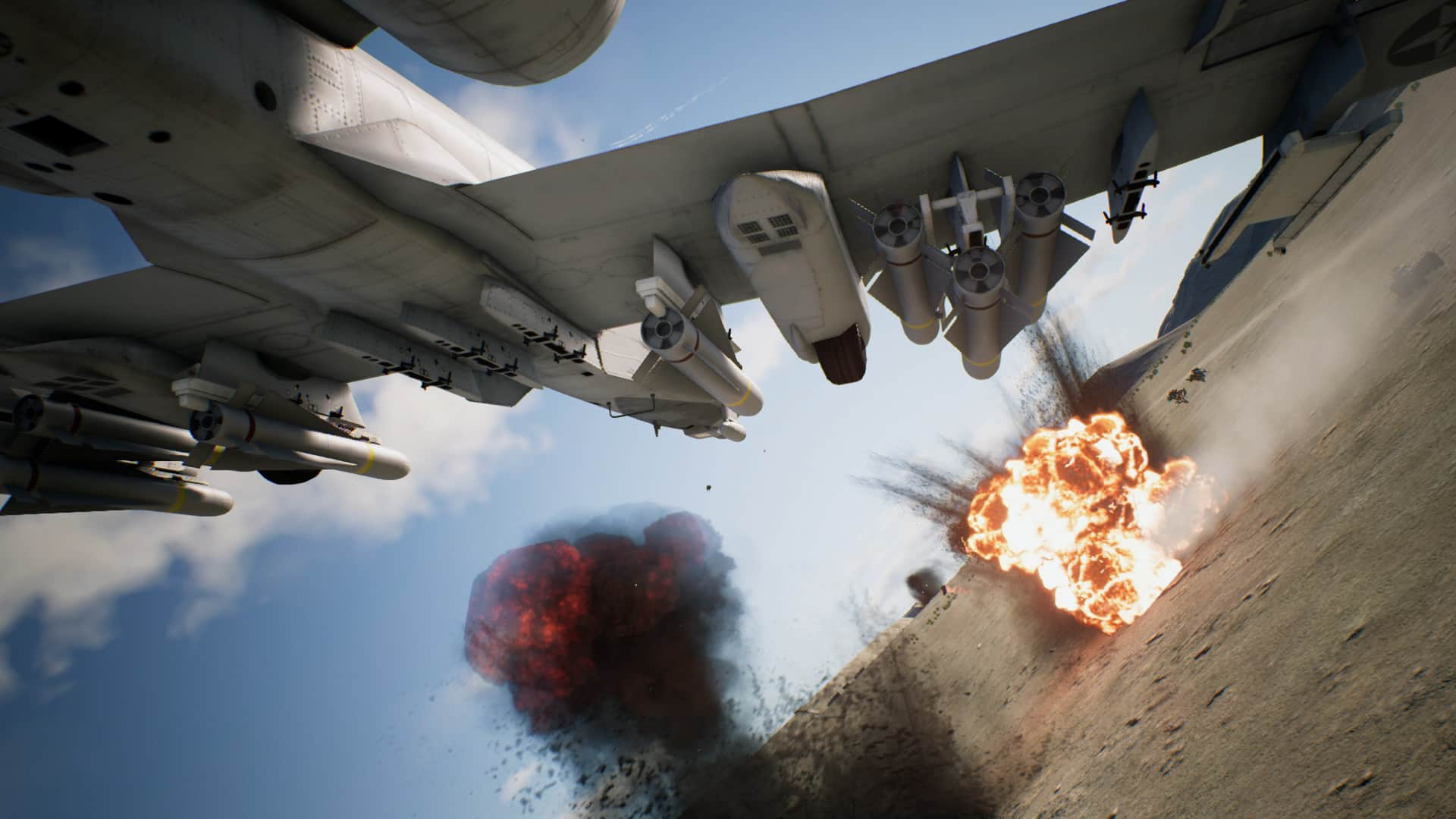 بازی Ace Combat 7 Skies Unknown