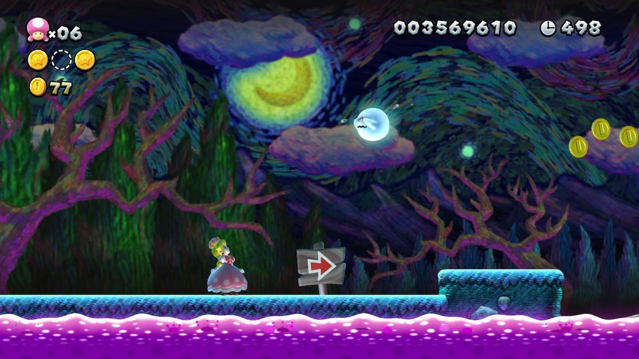 بازی New Super Mario Bros U Deluxe