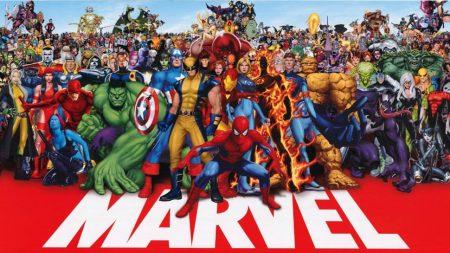 نام تجاری Marvel Games