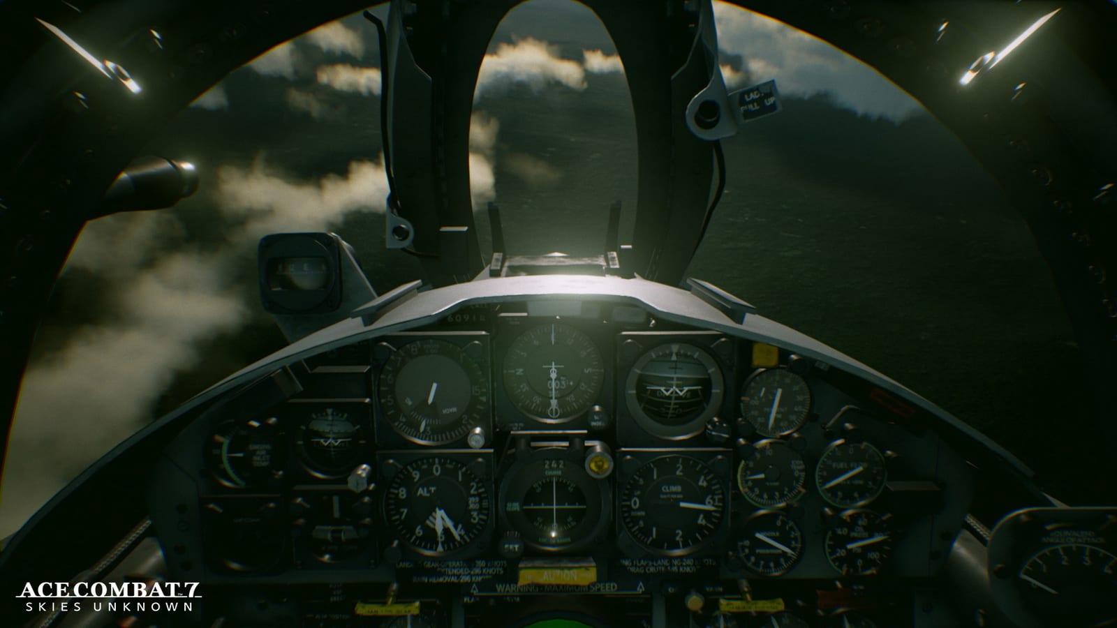 بازی Ace Combat 7 Skies Unknown