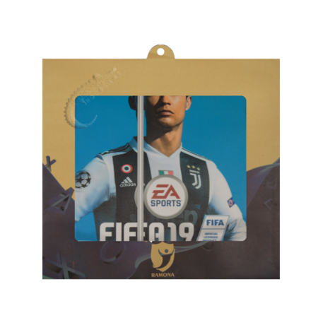 خرید Skin برچسب PS4 Fat طرح Ronaldo