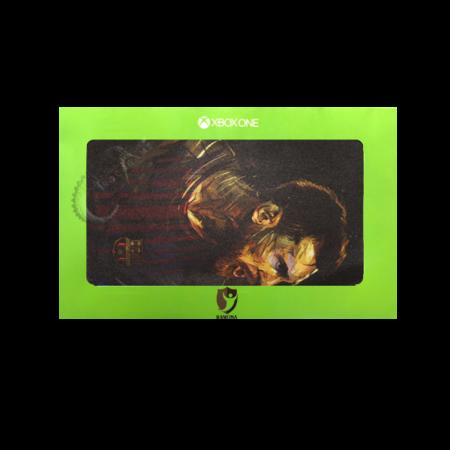 خرید Skin برچسب Xbox One S طرح Messi