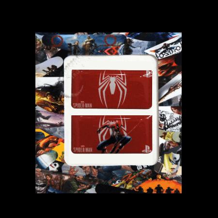 خرید استیکر تاچ پد PS4 طرح Spider-Man