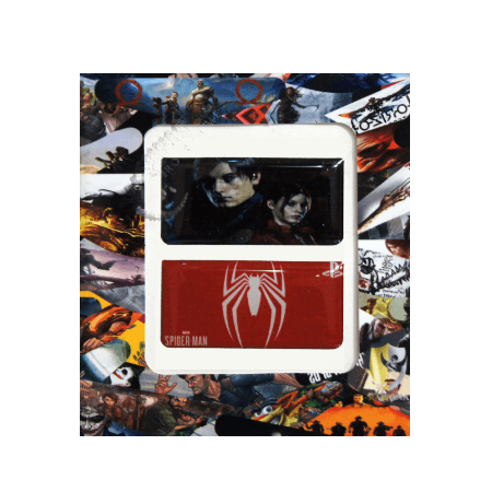 خرید استیکر تاچ پد PS4 طرح Evil-Spider-Man