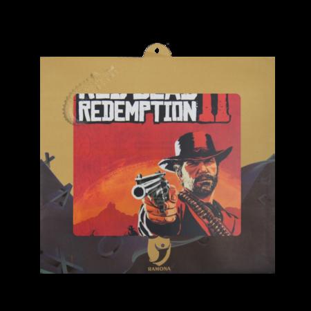 خرید Skin برچسب PS4 Pro طرح Red Dead Redemption II