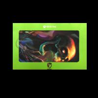 خرید Skin برچسب Xbox One S طرح Skull