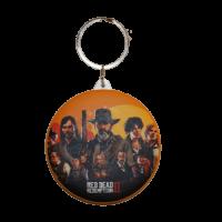 خرید جای کلیدی طرح Red Dead 2