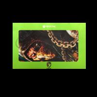خرید Skin برچسب Xbox One S طرح Scorpion