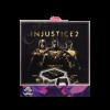 خرید Skin برچسب PS4 Slim طرح Injustice 2