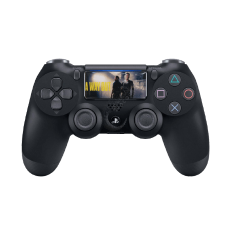 خرید استیکر تاچ پد PS4 طرح A Way Out