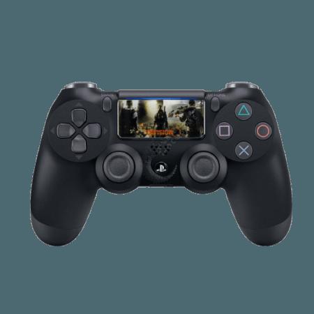 خرید استیکر تاچ پد PS4 طرح Division Cyberpunk
