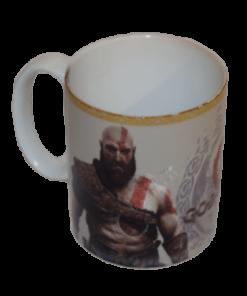 خرید لیوان سرامیکی ماگ God of War