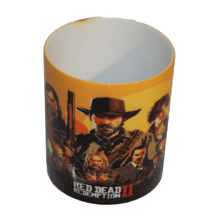 خرید لیوان سرامیکی ماگ Red Dead Redemption 2