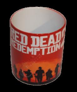 خرید لیوان سرامیکی ماگ Red Dead