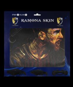 خرید Skin برچسب PS4 Slim طرح Messi