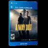خرید بازی دیجیتال A Way Out برای PS4