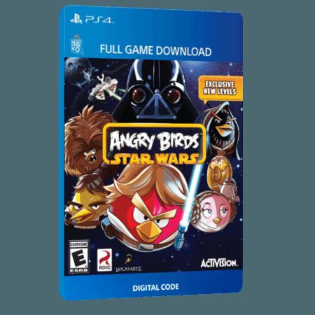 خرید بازی دیجیتال Angry Birds Star Wars برای PS4