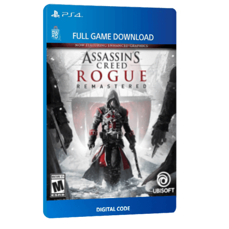 خرید بازی دیجیتال Assassin's Creed Rogue Remastered