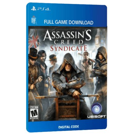 خرید بازی دیجیتال Assassin's Creed Syndicate