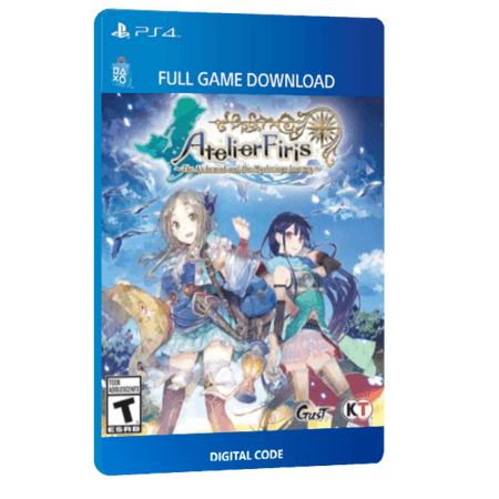 خرید بازی دیجیتال Atelier Firis The Alchemist of the Mysterious  Journey