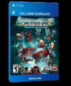خرید بازی دیجیتال Awesomenauts Assemble