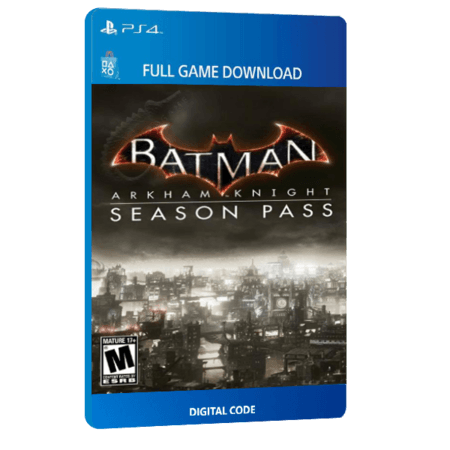 خرید بازی دیجیتال Batman Arkham Knight Season Pass