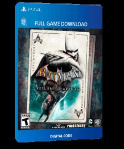 خرید بازی دیجیتال Batman Return to Arkham