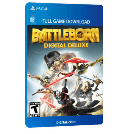 خرید بازی دیجیتال Battleborn Digital Deluxe Edition
