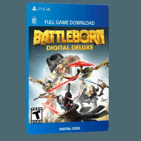 خرید بازی دیجیتال Battleborn Digital Deluxe Edition