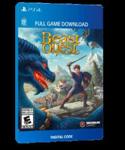 خرید بازی دیجیتال Beast Quest
