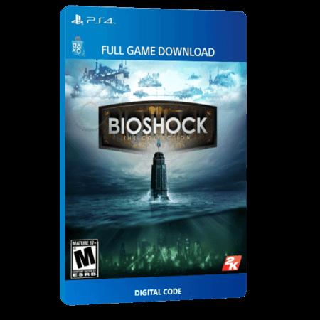 خرید بازی دیجیتال BioShock The Collection