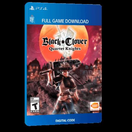 خرید بازی دیجیتال Black Clover Quartet Knights