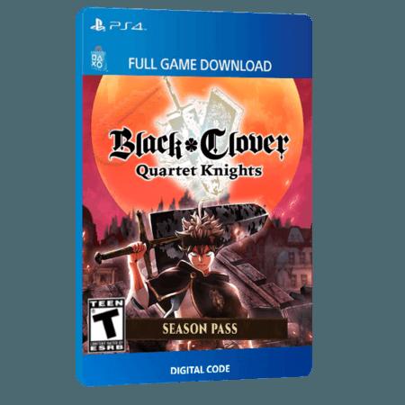 خرید بازی دیجیتال Black Clover Quartet Knights Season Pass