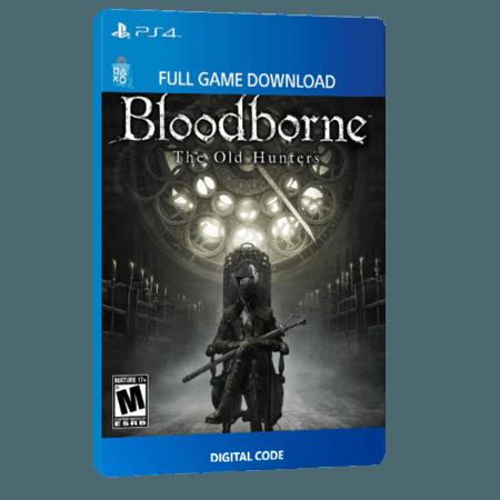 خرید بازی دیجیتال Bloodborne The Old Hunters