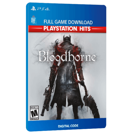 خرید بازی دیجیتال Bloodborne