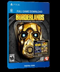 خرید بازی دیجیتال Borderlands The Handsome Collection