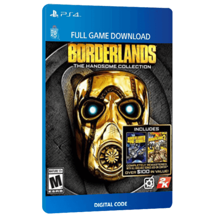 خرید بازی دیجیتال Borderlands The Handsome Collection