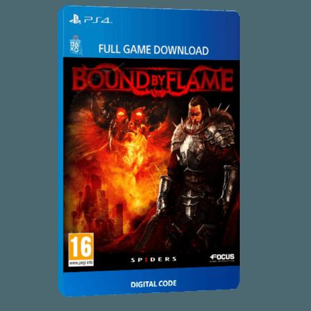خرید بازی دیجیتال Bound By Flame برای PS4