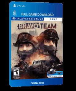 خرید بازی دیجیتال Bravo Team VR برای PS4
